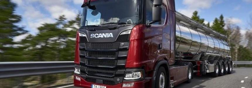 Scania Ghost V8 Sound v2.0