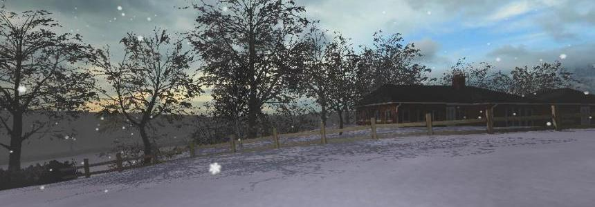 Seasons GEO: Northern Sweden v1.1.0.0