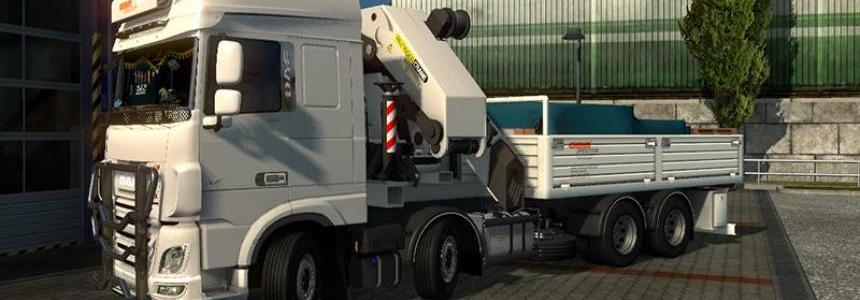 DAF XF 106 Rigid v1.1 by XBS