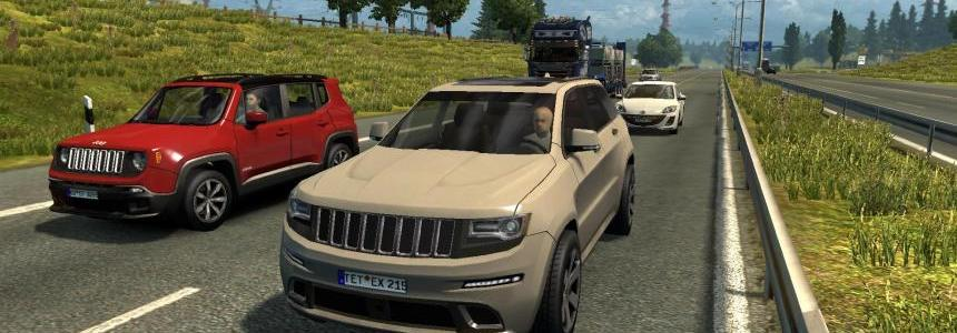 AI Traffic Cars from ATS 1.30