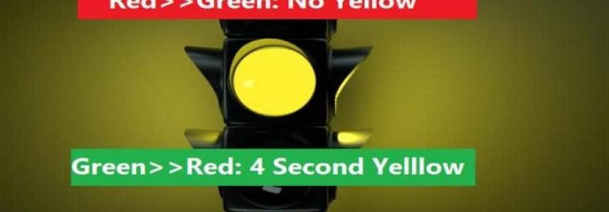 All Semaphores have Four-Second Yellows