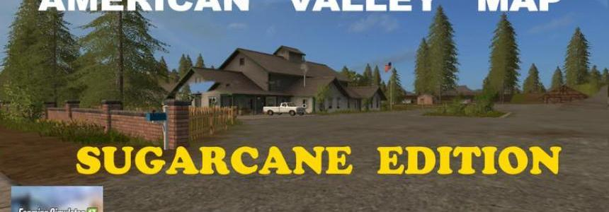American Valley Map v1.3.5