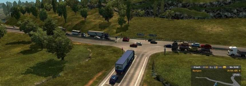 Arayas Super Traffic v 1.0 [1.30.xx]