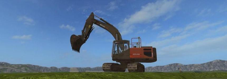 Atlas EC300 Excavator v3.0.0