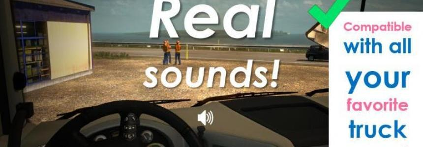 (ATS) Sound Fixes Pack v17.83