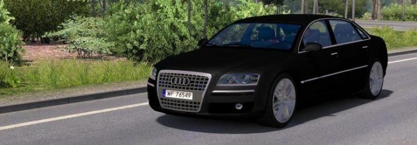 Audi A8 by Diablo 1.30.x + Template