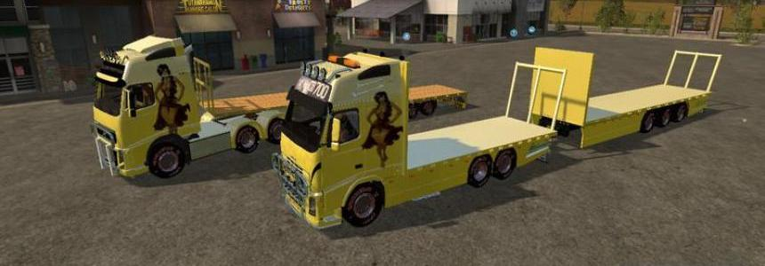 Bale transporter pack v0.1