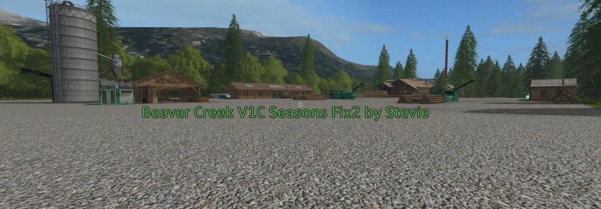 Beaver Creek V1C Seasons Fix2 by Stevie