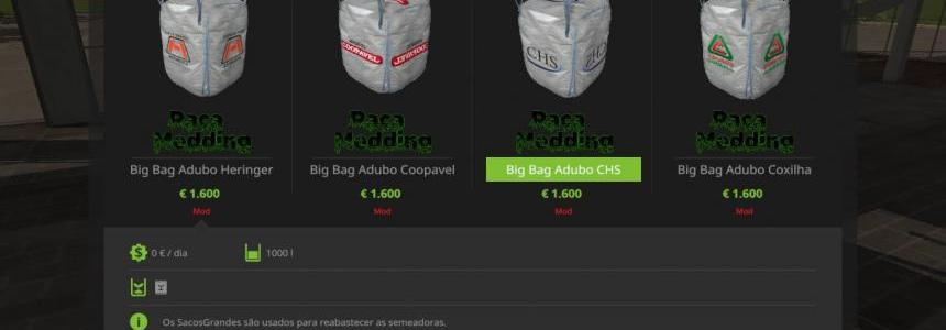 Big Bags by Raca Modding