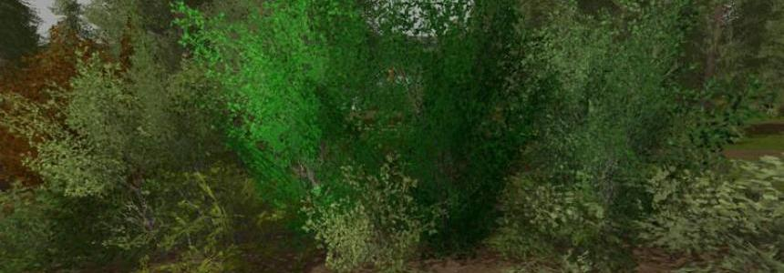 Big bushes and hedges v1.0