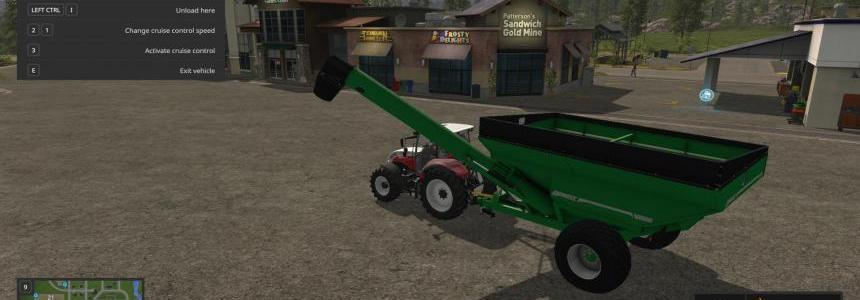 Brent V800 Grain Cart v1.0
