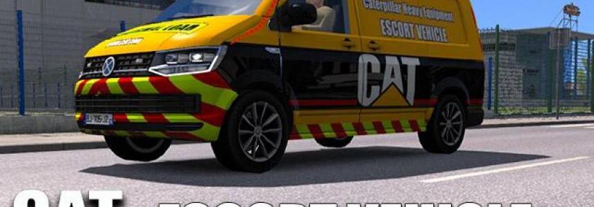 CAT Escort Vehicle v1.0
