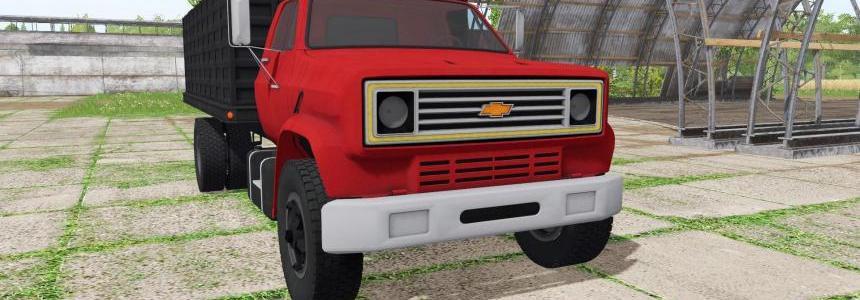 Chevrolet C70 dump v1.2.1