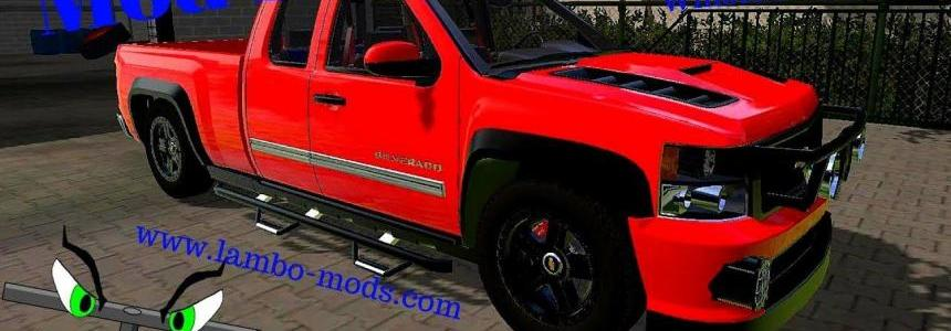 Chevy Silverado Sport v1.0