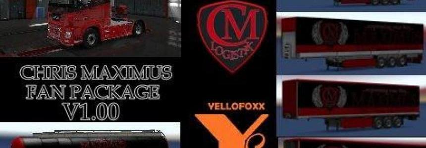 Chris Maximus Fan Package v1.0