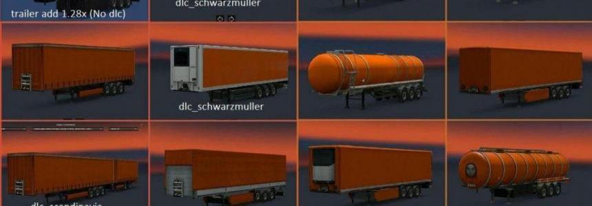 Colorful Trailer Pack v3.0 for MP [1.30.x]