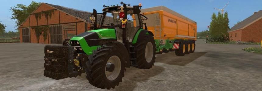 DEUTZ 620 AGROTRON PIMP BY RAMON7206