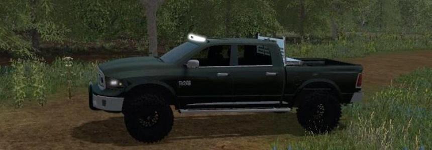 Dodge Ram limited 1500 crew cab edit v1