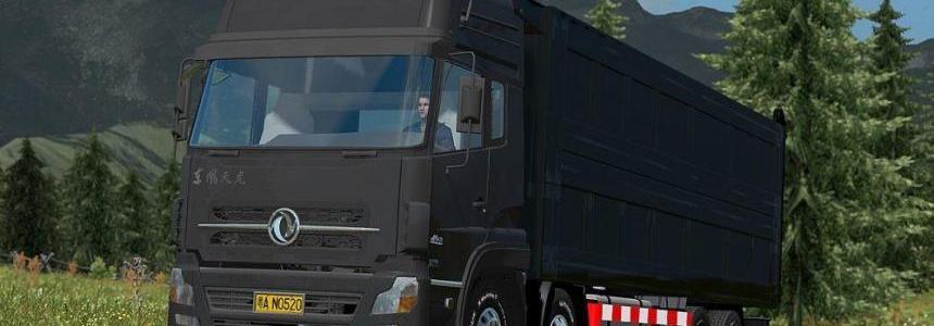Dongfeng Dump Truck v1.0