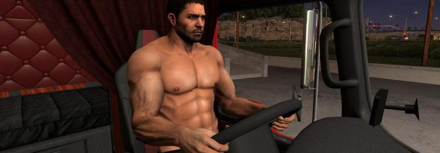 Driver Chris Redfield