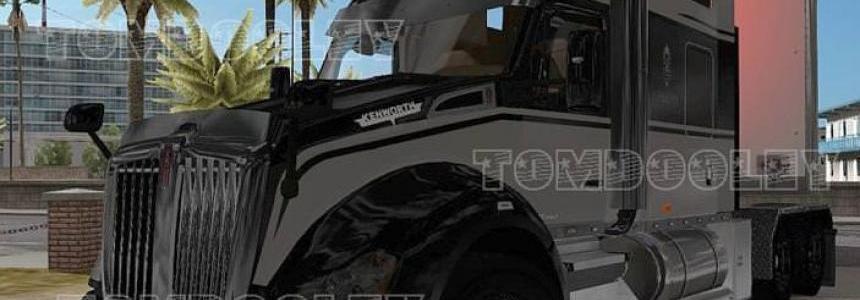 Enhanced Kenworth T680 / T880 v1.0