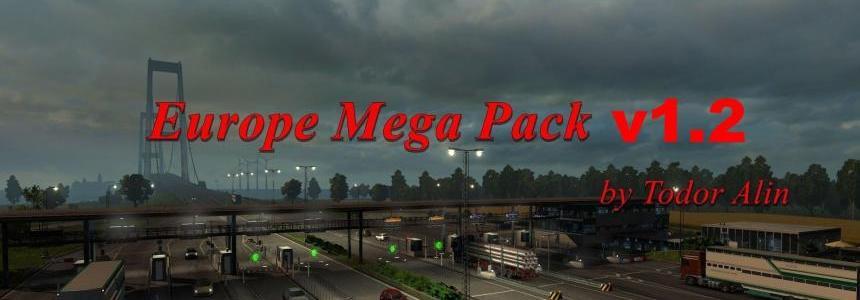 Europe Mega Pack v1.2