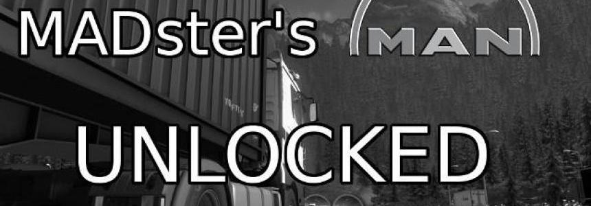 Everything Unlocked for MADster's MAN Trucks