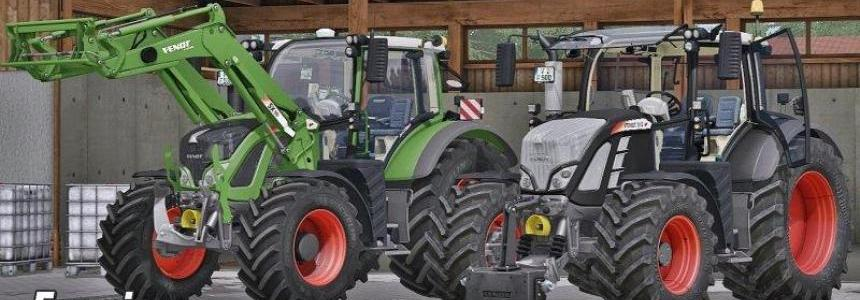 FENDT 500 VARIO SCR FULL PACK Final