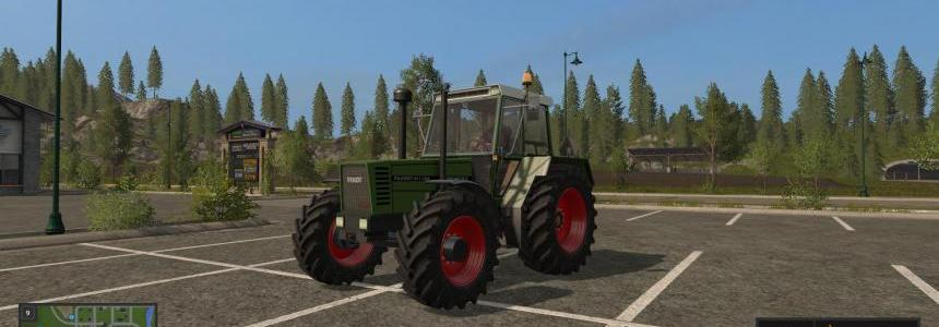 Fendt Favorit 600 LSA v2.0