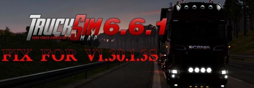 Fix TSM 6.6.1 for v1.30.1.3s