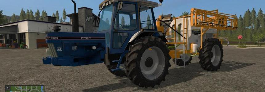 Ford 7810 sprayer by TheSecretLife