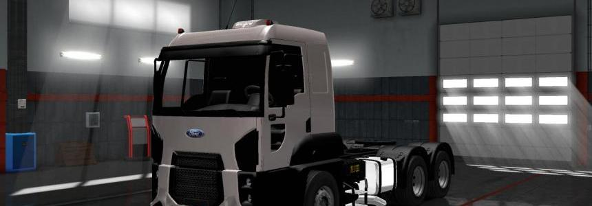 Ford Cargo 2842 1.30