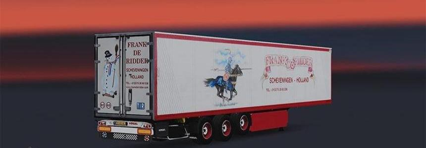 Frank De Ridder Kogel trailer skin 1.30.x