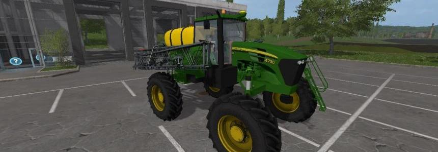 John Deere 4730 Sprayer v1.0