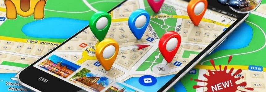 GMap Systeme GPS v1.0
