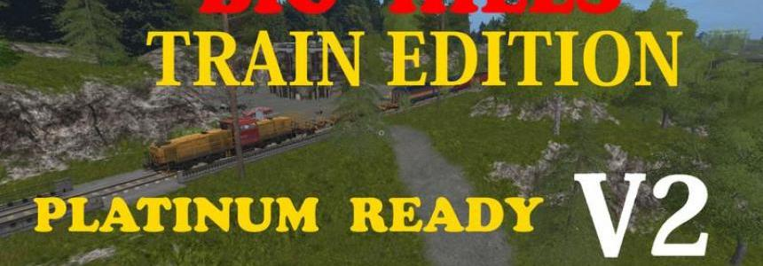Hills Map Train Edition v2.0