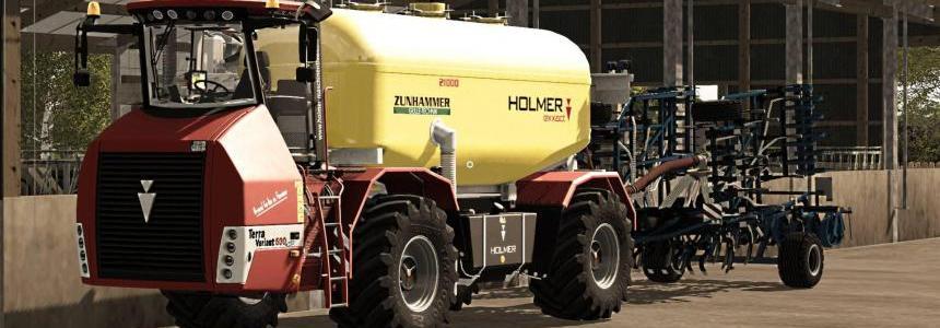 Holmer Kockerling Vector 620 v1.0