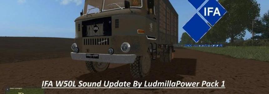 IFA W50L Sound Update v1.0 By Ludmilla Power