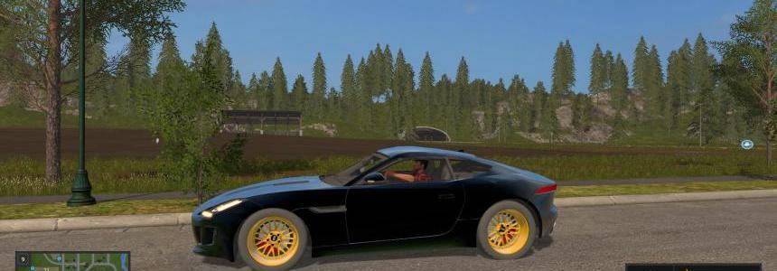 Jaguar F Type v1.0