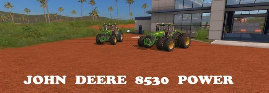 John Deere 8530 Power Edition v1.0