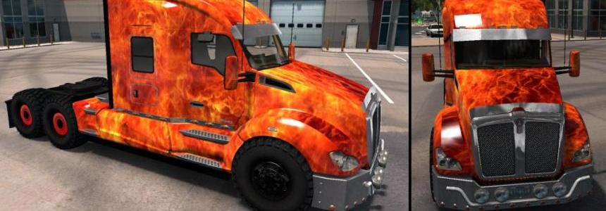 Kenworth T680 from hell v1.0