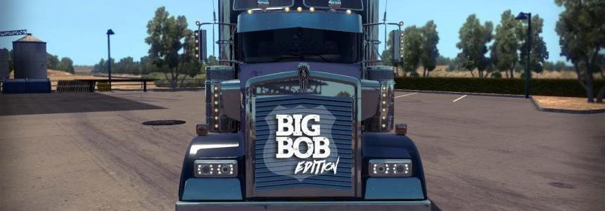 Kenworth W900L Big Bob Edition v3.0 [1.29.x]