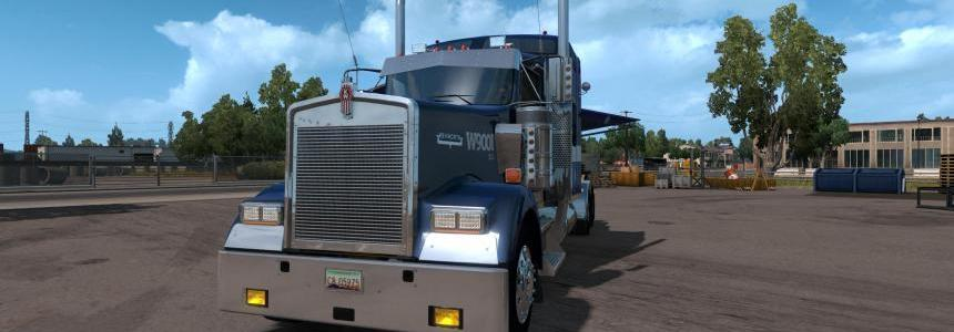 Kenworth W900L Big Bob Edition v3.1
