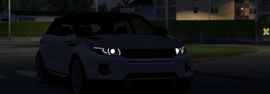Land Rover Evoque 1.30