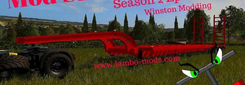 Low Loader Trailer v1.0