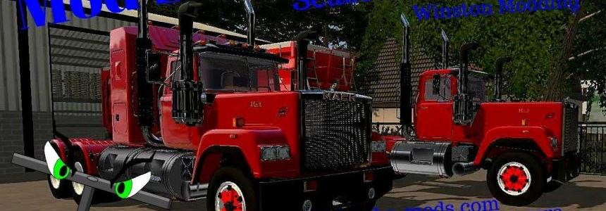 Mack Day Cab And Sleeper v1.0