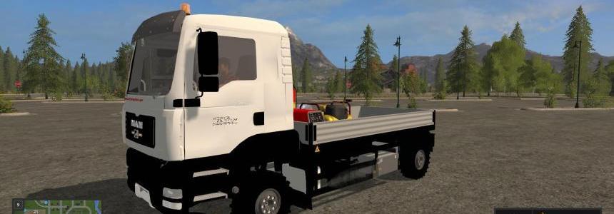 Man TGA 28.430 Service Truck v1.0