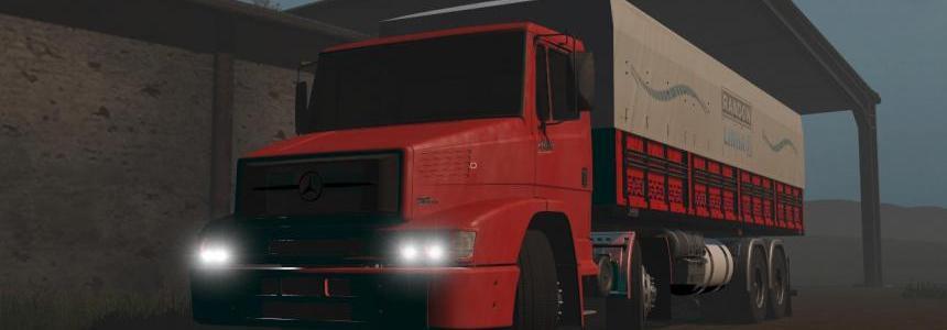 MB 1620 BI-TRUCK v1.0