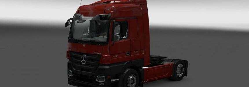 Mercedes Actros MP3 Reworked v1.8