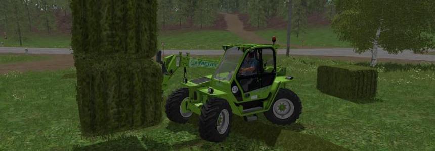 Merlo P41.7 Turbofarmer v3.0